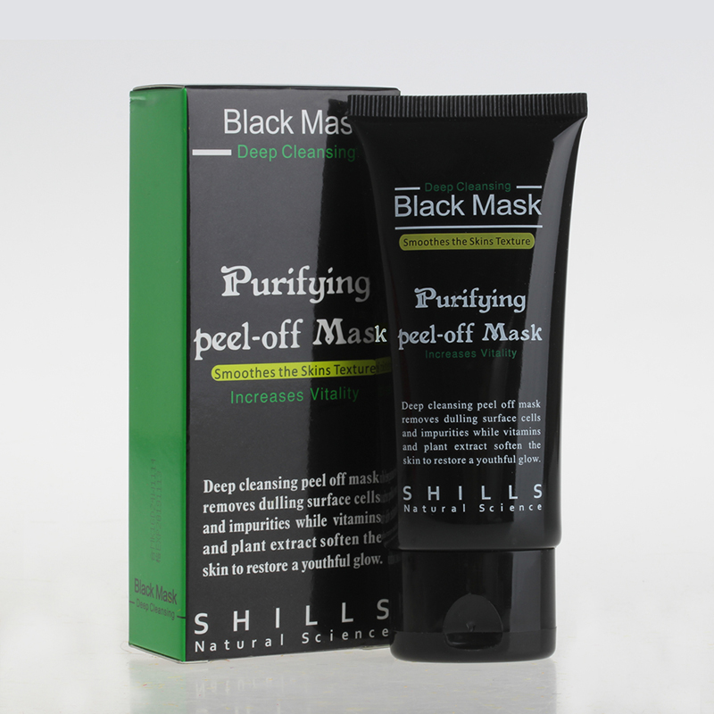 50g-black-Activated-Carbon-Face-Mask-Peel-off-Mud-Black-Masks-Health-for-Remove-Blackhead-Remove