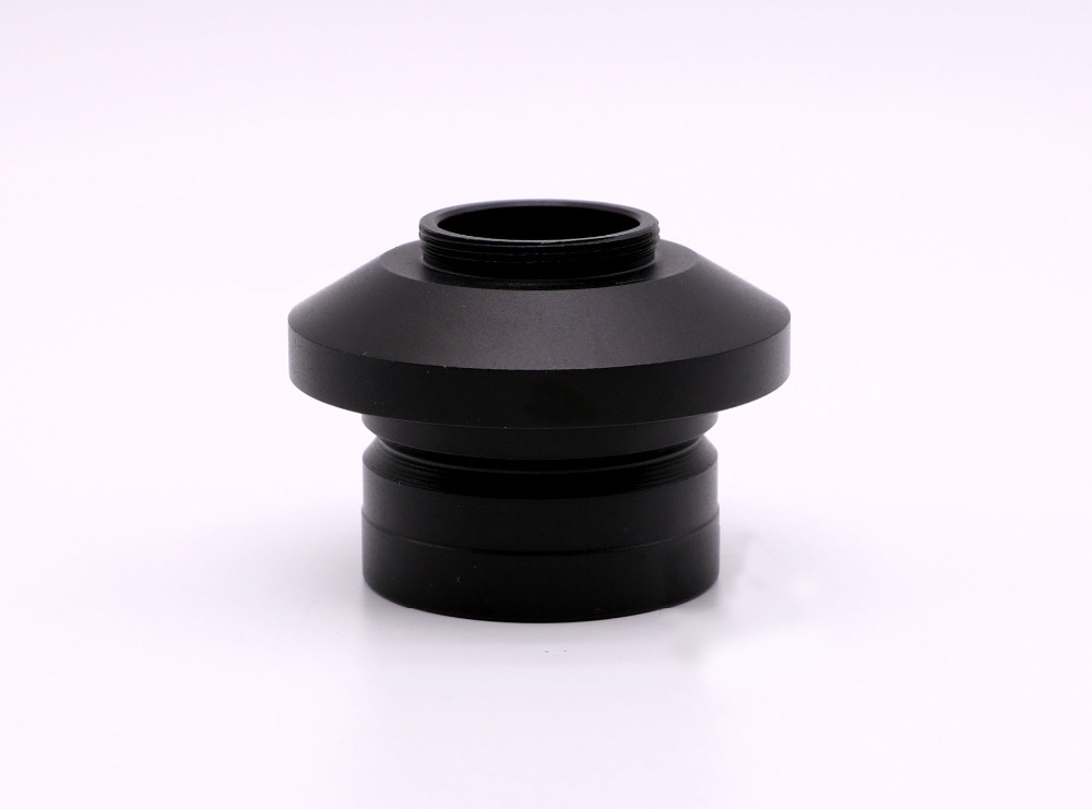 1X C interfaces Adapter  For Nikon microscope  Eclipse series, SMZ series 1x c interfaces adapter for nikon microscope eclipse series smz series