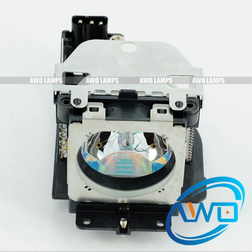 AWO POA-LMP111 Quality Replacement Projector Lamp for SANYO PLC-WXU30/WXU3ST/WXU700/XU101/XU105/XU106/XU111/XU115/XU116 New compatible projector lamp bulbs poa lmp136 for sanyo plc xm150 plc wm5500 plc zm5000l plc xm150l