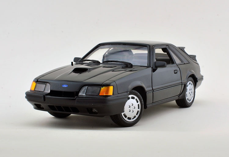 Gmp 1986 FORD mustang svo 5.0 gt 10