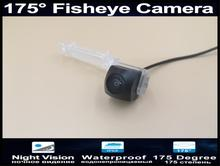 175 Degree 1080P Parking Car Rear view Camera For Volkswagen Magotan Polo hatchback Bora Golf Phaeton Skoda Superb Passat CC