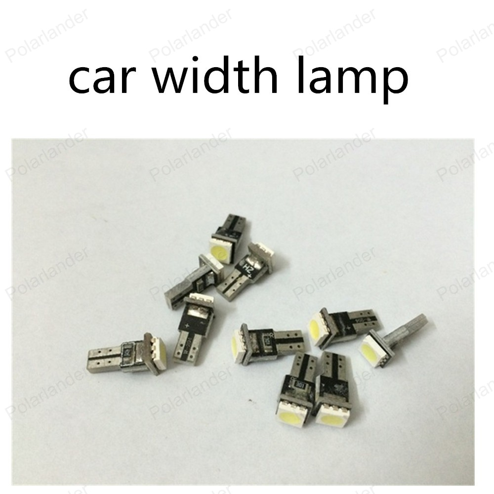Best Selling 30pcs Car Reading Light T5 12v Source Circuit Sell Boards Board Interior Lamp 5050 Smd Led Width In Signal From Automobiles