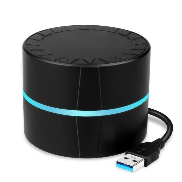 1750Mbps אלחוטי USB WiFi מתאם, USB3.0 אלחוטי רשת WiFi Dongle תמיכת Windows XP/Vista/Win7/8/8.1/10/Mac OS 10.4 10.13