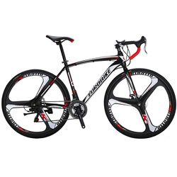 Cyrusher XC550 Racing Road Bike 700Cx28C Steel Frame 21 Speed 27.5
