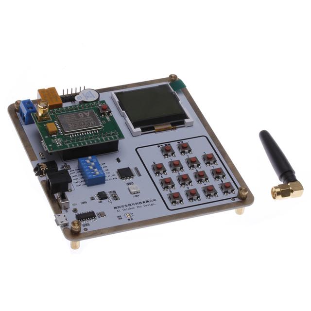 A6 Quad-band GPRS/GSM Módulo de Placa de Prueba Completa 850 900 1800 1900 MHZ Red Nuevo