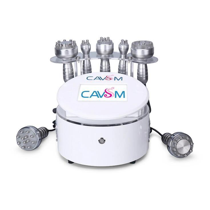 High Quality Professional Personal Body Care 7 In 1 Fast Cavitation&for Salon