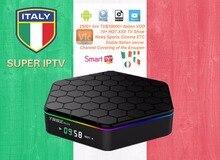 Best Italian Europe IPTV Box T95Z PLUS Italy Germany Dutch Albanian uk france IPTV XXX HotClub adult package 2G16G Android Box