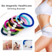 Bio Magnetic Healthcare Bracelet font b Weight b font font b Loss b font Bracelet Slimming
