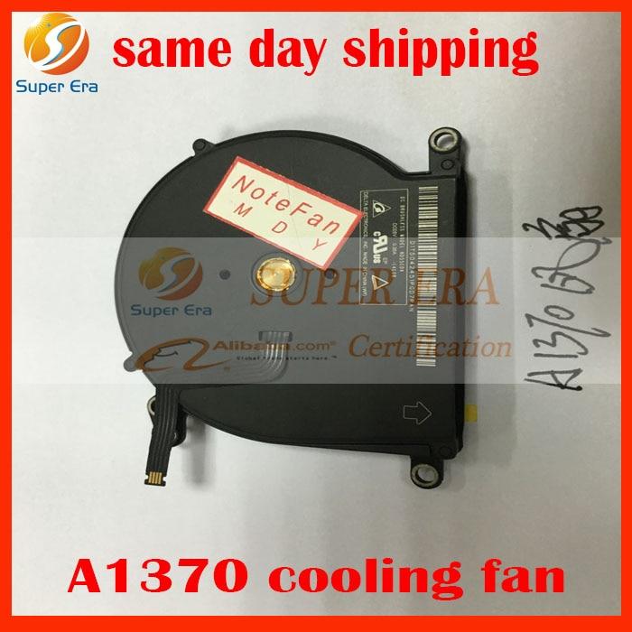 CPU cooling fan for Apple MACBOOK AIR A1370 2010 2011 A1465 2012 2013 2014 2015 MC503 MC968 MD223 laptop cpu cooling fan cooler