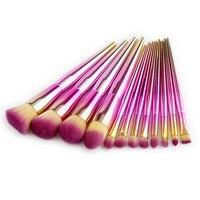 FOCALLURE High Quality 12PCS Makeup Brushes Set Fantasy Brush Sets Professional Foundation Powder Eyeshadow Kits Gradient