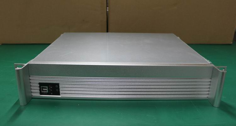 все цены на Server computer case 2u350 ultra-short rack aluminum panel Chassis Support Standard general power supply онлайн