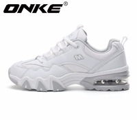 ONKE New listing of Hot sales Spring and Autumn Breathable men running AIR shoes sneakers women sports shoes 816 A16