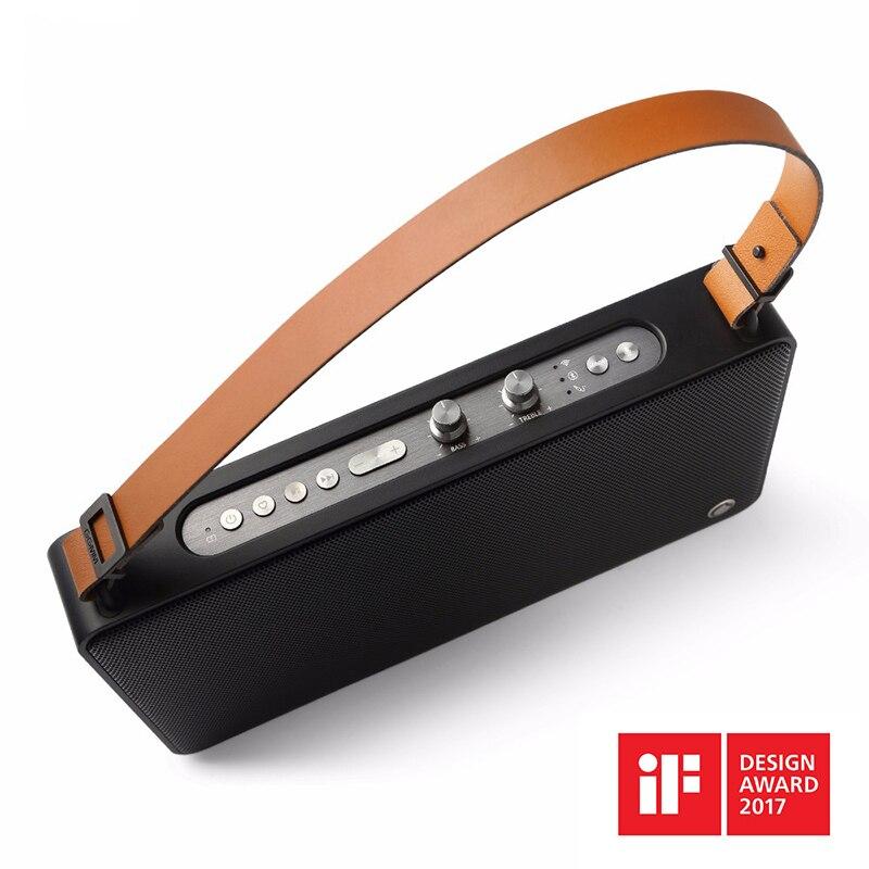 GGMM E5 Speaker Bluetooth Wi-fi Sem Fio Speaker 20W Suporte Do Computador Portátil com Baixo para o iphone Android AirPlay DLNA Spotify