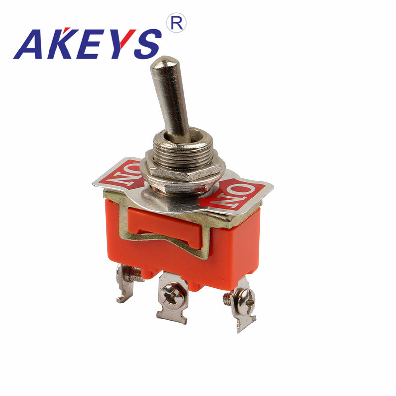 Imported Twist Switch M-2023h Gold-plated Bent Three-legged Six-legged Shaking His Head On-off-on Consumer Electronics Electrical Plug
