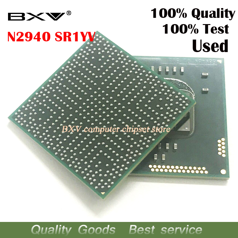 N2940 SR1YV cpu 100% test work very well reball with balls BGA chipset quality assurance free shipping