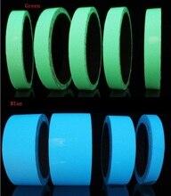 1.5cm*5M Luminous Tape Self-adhesive Glowing Night /Dark Safety Stage Striking Warning Safety Tape