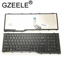 Teclado ruso SP/RU para Fujitsu Lifebook AH532 A532 N532 NH532 con Marco, teclado para portátil, MP 11L63SU D85, CP569151 01 nuevo