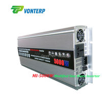 5000W DC to AC High frequency modified sine wave power inverter with charger Dc 48v to ac 220v 50hz