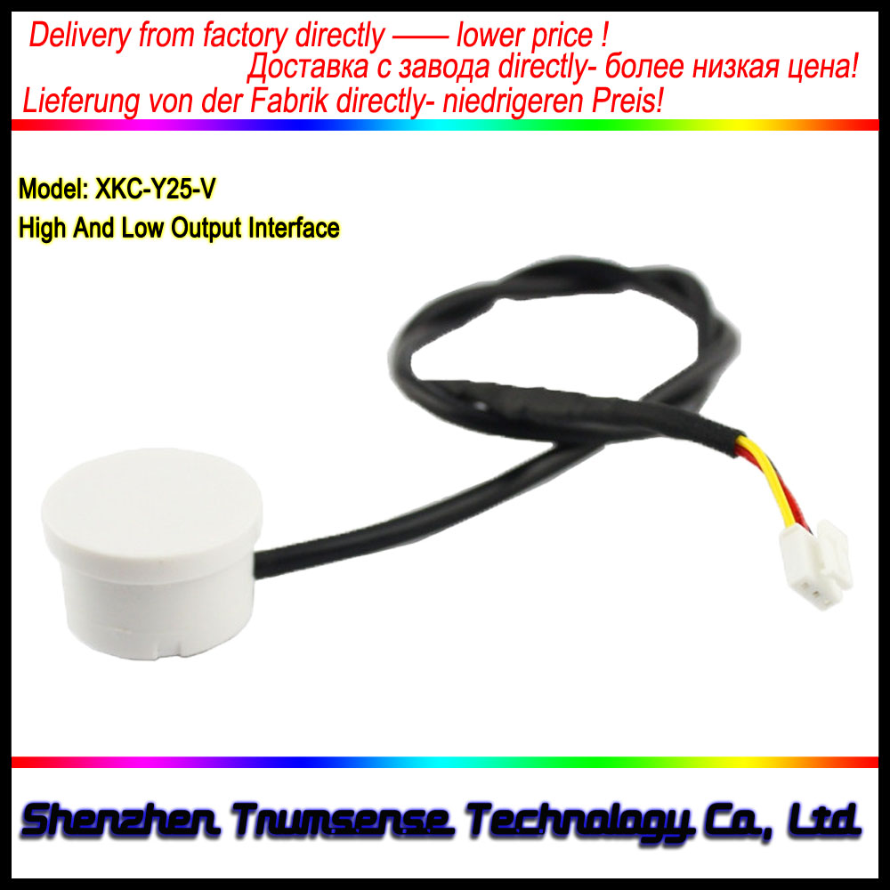 Non-contact Level Sensor/ Outer Adhering Liquid Detector/ Water Level Switch/ High And Low ...
