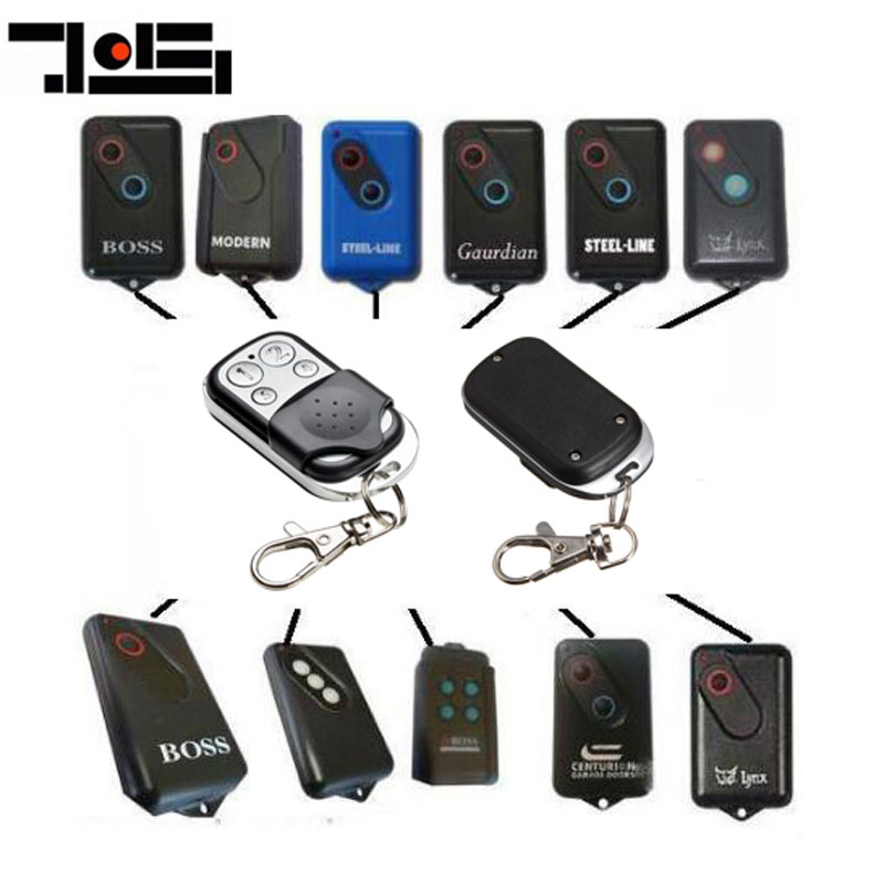 BOSS / Gaurdian / STEEL-LINE / GUARDIAN / CENTURION / LYNX Compatible Garage Door Remote Control 303MHz centurion cross line 40 eq 2016 page href