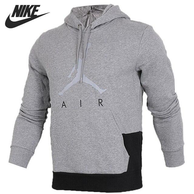 80cbb77a28ec Original New Arrival 2018 NIKE JUMPMAN AIR GFX FLEECE Men s Pullover  Hoodies Sportswear