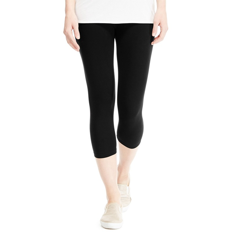 Été Trill Wavey Leggings Swim Pantalon Noir M NEUF