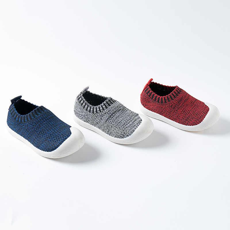 da6d637c0 ... 2018 Autumn Infant Toddler Shoes Girl Boy Casual Mesh Shoes Soft Bottom  Comfortable Non-slip ...