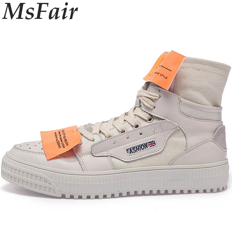 MSFAIR 2018 Women Skateboarding Shoes Breathable Sport Shoes For Women Athletic Woman Brand Canvas Shoes Womens Sneakers Skate