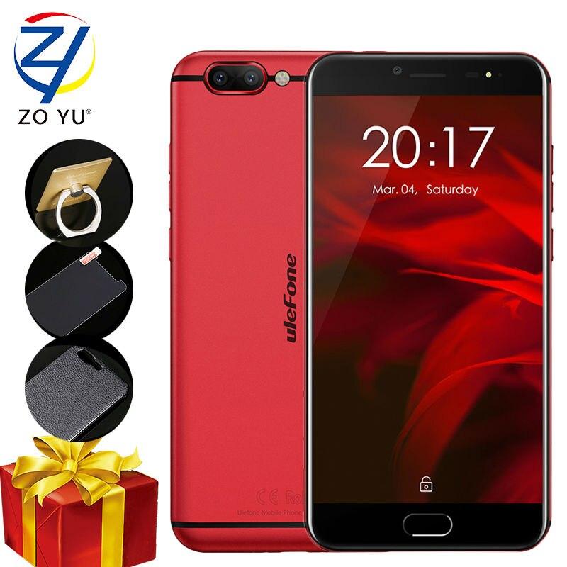 Ulefone Gemini Pro Smartphone 4G Android 7 1 Mobile Phone MTK6797 Deca Core 4GB 64G Camera