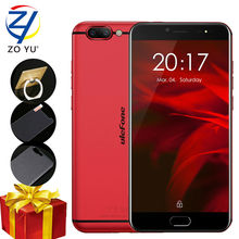 Ulefone Близнецы Pro Смартфон 4 Г Android 7.1 Мобильный Телефон MTK6797 дека Core 4 ГБ + 64 Г Камера 13.0 М 5.5 HD Сенсорный 3680 мАч Сотовый телефон