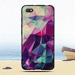 Image 2 - TPU Silicone Phone Case For Xiaomi Redmi 6A 6 A Cases Back Cover For Xiaomi Redmi6A Covers Phone Shells Fundas Protective cases
