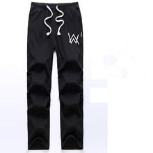 Autumn Winter Casual Rock Pants DJ alan walker men's clothing casual Pattern Plus Size Music mens Loose Hip Hop Pants