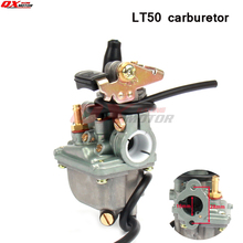 New Carburetor Fit For LT 50 LT50 ALT50 LTA50 ATV Quad Quadrunner JR50 Dirt Bike carb