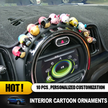 Universal for Mini Cooper Cartoon Fashion Cool Decoration Lo