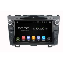 Android 5.1 Car DVD For Honda CRV GPS Navigation Radio Audio Video Player Bluetooth Built-in Wifi (fit CR-V 2006-2011)