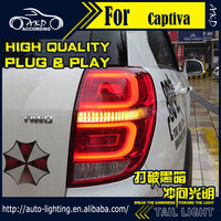 AKD Car Styling Tail Lamp For Chevrolet Captiva Tail Lights 2008 2016 LED Tail Light Signal