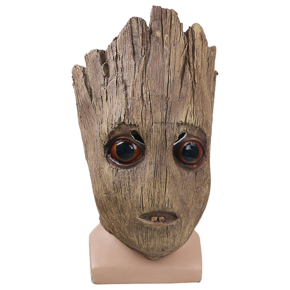 Avengers Infinity War Groot Mask Guardians Of Galaxy