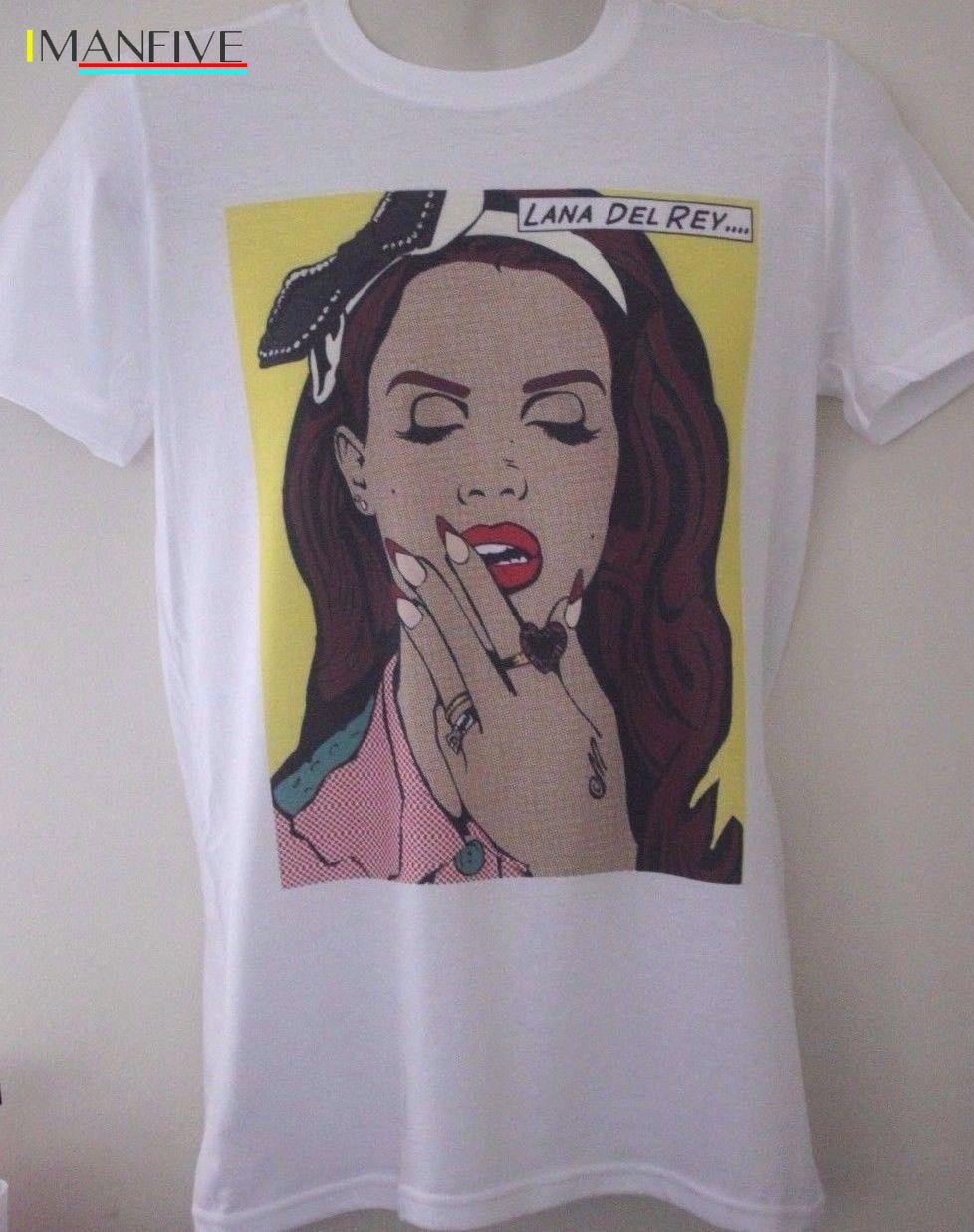 Lana heartshapeglasses t-shirt Black Gaga del rey Katy perry taylor swift