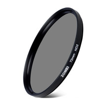 ZOMEI Neutral Density Camera Lens ND Filter Landscape Filter ND2 52/55/58/62/67mm for Canon FOR NiKon Camera Lens Accessories(China)