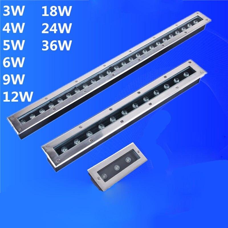 5 шт./лот высокое Мощность LED наружного освещения AC85-265V/dc12v 7 Вт LED палубе и огни лестницы 7x1 вт LED Похоронен лампы AC85-265V