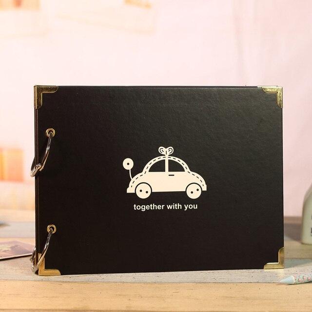 Connu 7 inch DIY handmade album graduation gift ideas for children to  LL55