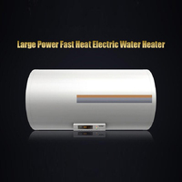 60L Wall Hanging Electric Water Heater Household Fast Heating Water Storage Heater F060