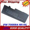 JIGU PA3689U-1BAS PABAS155 PABAS156 Аккумулятор Для Ноутбука Toshiba NB100 PA3689U-1BRS N270 PLL10E-00X00TEN NB100-01G NB105