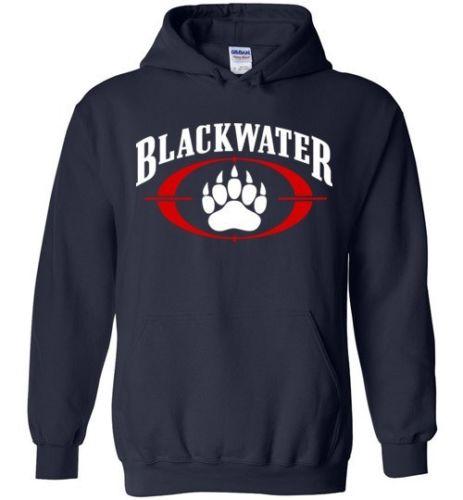 Capucha 1 Militar Academi Logotipo Camiseta Privada Con Blackwater 2 Sudadera Spw07wW8q