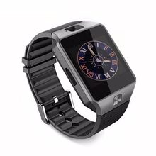 DZ09 Wearable Devices Bluetooth Smart Watch For Android Apple Phone Support SIM/TF Camera Men Women Children Sport Wristwatch(China)