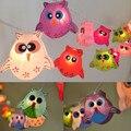 2016 220V Owl Models Paper String Lights Led Night lighting Children Room Decor Holiday lamp 3 Meters Luminaria