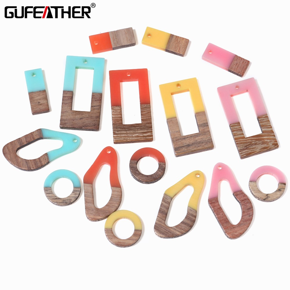 GUFEATHER M301,jewelry Making,wood Acrylic Earrings,jewelry Findings,diy Jewelry,hand Made,earrings Accessories,diy Earrings