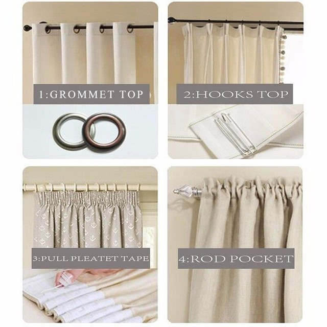 Stile del giappone Bianco Morbido Tulle Tende Della Finestra Per soggiorno Voile Tulle Tenda per la camera da letto su misura made