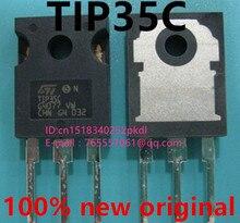 100% новый импортированы оригинальный TIP35C TIP36C TO-247 высокая мощность трубки транзистор ламповый усилитель