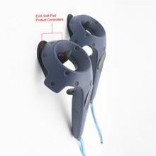 ขาตั้ง VR Wall Mount Hook สำหรับ HTC Vive/Vive ชุดหูฟัง Pro และคอนโทรลเลอร์ Virtual Reality Helmet Wall Hook แขวน mount